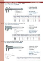Messwerkzeuge Katalog  Measuring Tools Catalogue 2014/2015  Group 1.4
