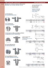 Messwerkzeuge Katalog  Measuring Tools Catalogue 2014/2015  Group 1.28