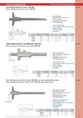 Messwerkzeuge Katalog  Measuring Tools Catalogue 2014/2015  Group 2.5