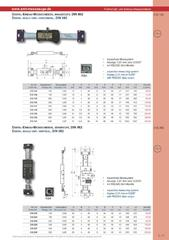 Messwerkzeuge Katalog  Measuring Tools Catalogue 2014/2015  Group 2.11