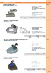 Messwerkzeuge Katalog  Measuring Tools Catalogue 2014/2015  Group 3.7