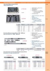 Messwerkzeuge Katalog  Measuring Tools Catalogue 2014/2015  Group 3.31