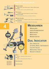 Messwerkzeuge Katalog  Measuring Tools Catalogue 2014/2015  Group 4