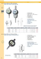 Messwerkzeuge Katalog  Measuring Tools Catalogue 2014/2015  Group 4.6