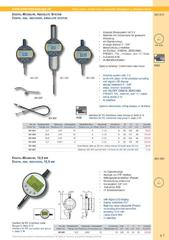 Messwerkzeuge Katalog  Measuring Tools Catalogue 2014/2015  Group 4.7