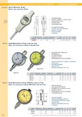 Messwerkzeuge Katalog  Measuring Tools Catalogue 2014/2015  Group 4.8