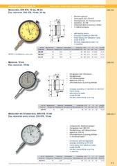 Messwerkzeuge Katalog  Measuring Tools Catalogue 2014/2015  Group 4.9