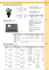 Messwerkzeuge Katalog  Measuring Tools Catalogue 2014/2015  Group 4.15