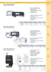 Messwerkzeuge Katalog  Measuring Tools Catalogue 2014/2015  Group 4.21