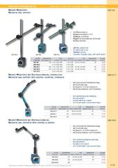 Messwerkzeuge Katalog  Measuring Tools Catalogue 2014/2015  Group 4.25
