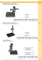 Messwerkzeuge Katalog  Measuring Tools Catalogue 2014/2015  Group 4.31