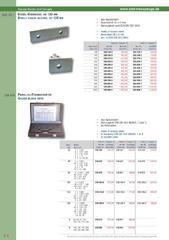 Messwerkzeuge Katalog  Measuring Tools Catalogue 2014/2015  Group 6.4