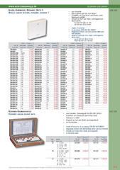 Messwerkzeuge Katalog  Measuring Tools Catalogue 2014/2015  Group 6.5