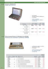Messwerkzeuge Katalog  Measuring Tools Catalogue 2014/2015  Group 6.6