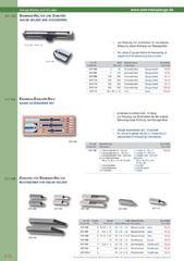 Messwerkzeuge Katalog  Measuring Tools Catalogue 2014/2015  Group 6.10