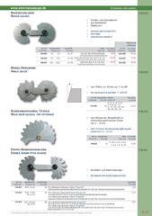 Messwerkzeuge Katalog  Measuring Tools Catalogue 2014/2015  Group 6.23