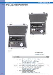 Messwerkzeuge Katalog  Measuring Tools Catalogue 2014/2015  Group 8.6