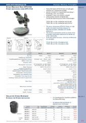 Messwerkzeuge Katalog  Measuring Tools Catalogue 2014/2015  Group 9.5