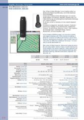 Messwerkzeuge Katalog  Measuring Tools Catalogue 2014/2015  Group 9.10