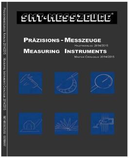 Präzisions-Messzeuge Measuring Instruments Katalog 2014-2015