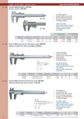Messwerkzeuge Katalog  Measuring Tools Catalogue 2014/2015  Group 1.6