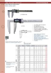 Messwerkzeuge Katalog  Measuring Tools Catalogue 2014/2015  Group 1.38