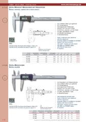 Messwerkzeuge Katalog  Measuring Tools Catalogue 2014/2015  Group 1.40