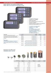 Messwerkzeuge Katalog  Measuring Tools Catalogue 2014/2015  Group 2.13