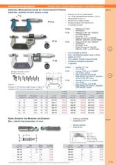 Messwerkzeuge Katalog  Measuring Tools Catalogue 2014/2015  Group 3.15