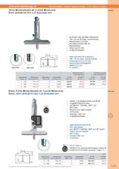 Messwerkzeuge Katalog  Measuring Tools Catalogue 2014/2015  Group 3.23