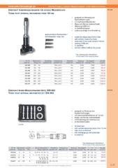 Messwerkzeuge Katalog  Measuring Tools Catalogue 2014/2015  Group 3.37