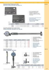 Messwerkzeuge Katalog  Measuring Tools Catalogue 2014/2015  Group 4.17
