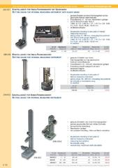 Messwerkzeuge Katalog  Measuring Tools Catalogue 2014/2015  Group 4.18