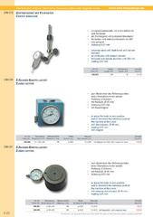 Messwerkzeuge Katalog  Measuring Tools Catalogue 2014/2015  Group 4.22
