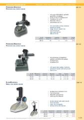 Messwerkzeuge Katalog  Measuring Tools Catalogue 2014/2015  Group 4.29