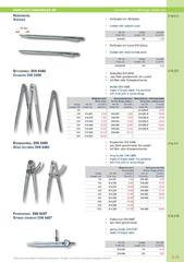 Messwerkzeuge Katalog  Measuring Tools Catalogue 2014/2015  Group 5.11