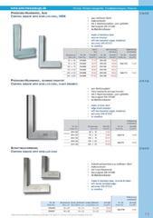 Messwerkzeuge Katalog  Measuring Tools Catalogue 2014/2015  Group 7.3
