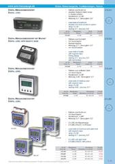 Messwerkzeuge Katalog  Measuring Tools Catalogue 2014/2015  Group 7.11