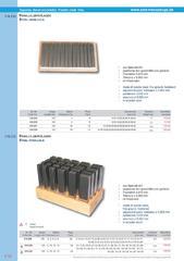 Messwerkzeuge Katalog  Measuring Tools Catalogue 2014/2015  Group 7.12