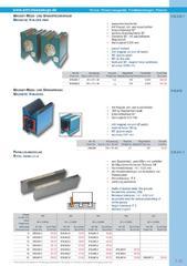 Messwerkzeuge Katalog  Measuring Tools Catalogue 2014/2015  Group 7.13