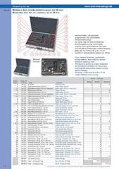 Messwerkzeuge Katalog  Measuring Tools Catalogue 2014/2015  Group 8.4