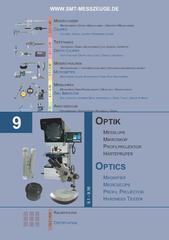 Messwerkzeuge Katalog  Measuring Tools Catalogue 2014/2015  Group 9