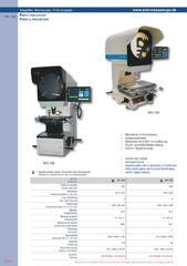 Messwerkzeuge Katalog  Measuring Tools Catalogue 2014/2015  Group 9.14