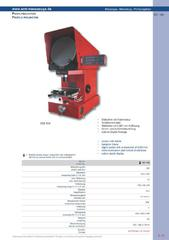 Messwerkzeuge Katalog  Measuring Tools Catalogue 2014/2015  Group 9.15
